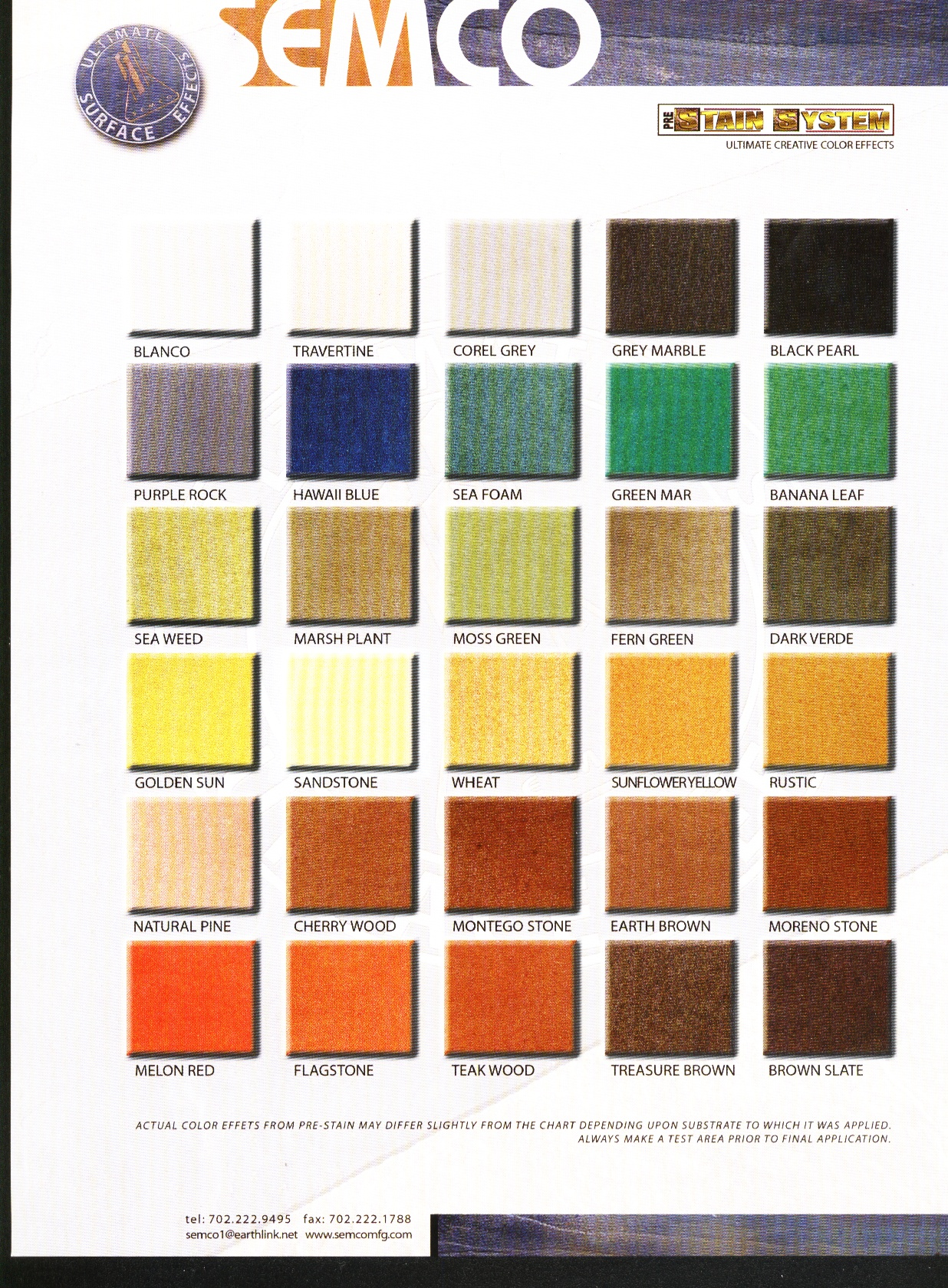 Water based stain color chart staing nvjuhfo Image collections